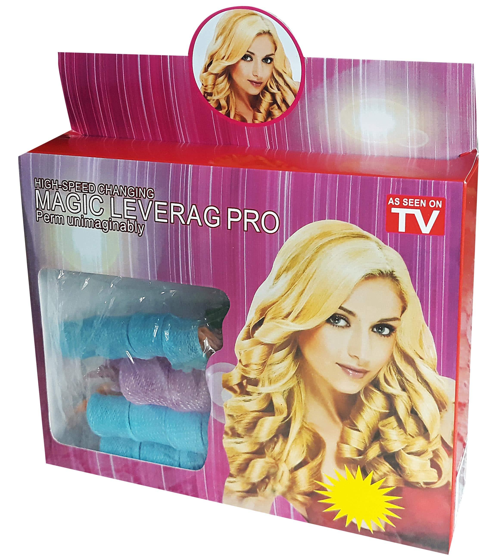 Bigudiuri flexibile - Curly Hair - Magic Leverag Pro