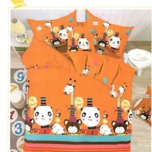 Lenjerie de pat din bumbac satinat de lux K006