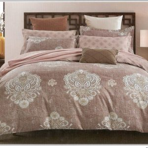 Lenjerie de pat din bumbac satinat de lux SD02