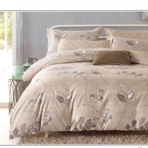 Lenjerie de pat din bumbac satinat de lux SD01