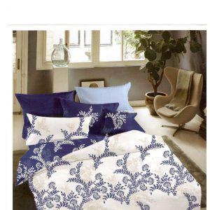 Lenjerie de pat din bumbac satinat de lux SDS16