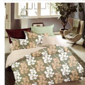 Lenjerie de pat din bumbac satinat de lux SDS20
