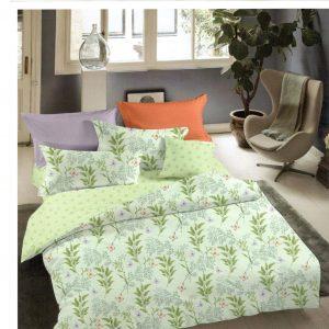 Lenjerie de pat din bumbac satinat de lux SDS22