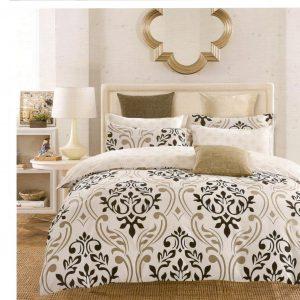 Lenjerie de pat din bumbac satinat de lux SDS23