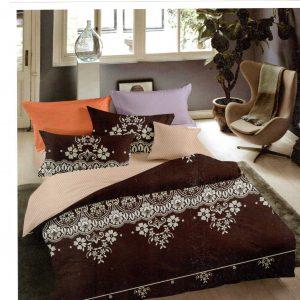 Lenjerie de pat din bumbac satinat de lux SDS25
