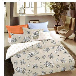 Lenjerie de pat din bumbac satinat de lux SDS26