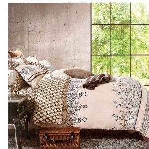 Lenjerie de pat din bumbac satinat de lux SDS27