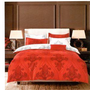 Lenjerie de pat din bumbac satinat de lux SDS28