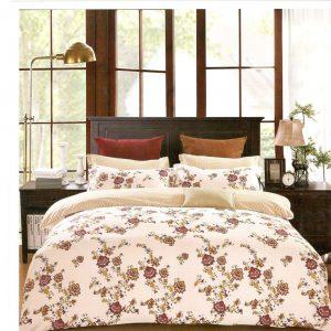 Lenjerie de pat din bumbac satinat de lux SDS29