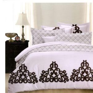 Lenjerie de pat din bumbac satinat de lux SDS33