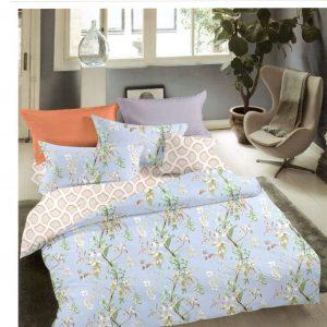 Lenjerie de pat din bumbac satinat de lux SDS36