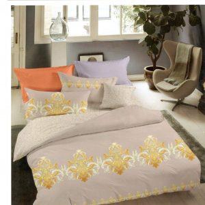 Lenjerie de pat din bumbac satinat de lux SDS37