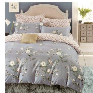 Lenjerie de pat din bumbac satinat de lux SDS39