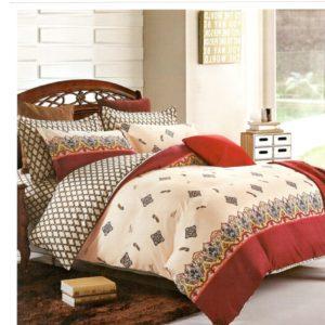 Lenjerie de pat din bumbac satinat de lux SDS41