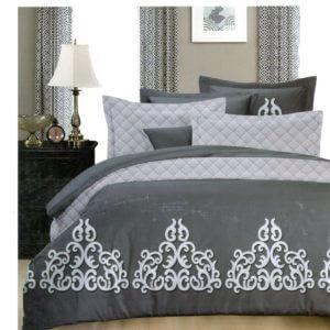 Lenjerie de pat din bumbac satinat de lux SDS45