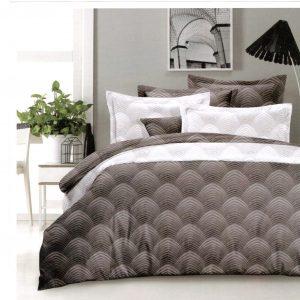 Lenjerie de pat din bumbac satinat de lux SDS5