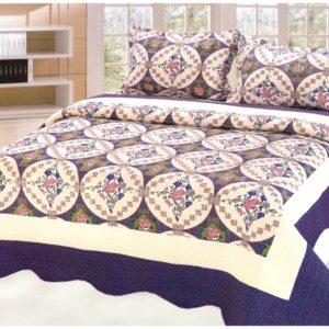 Cuvertura de pat bumbac pentru doua persoane