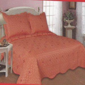 Cuvertura pat din bumbac pentru doua persoane