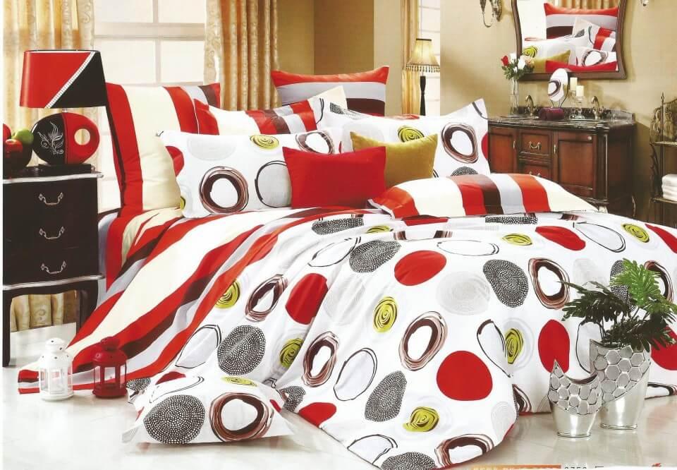 Lenjerie pentru pat din bumbac 100%