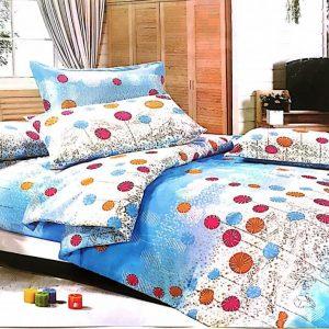 Lenjerie de pat moderna pentru doua persoane