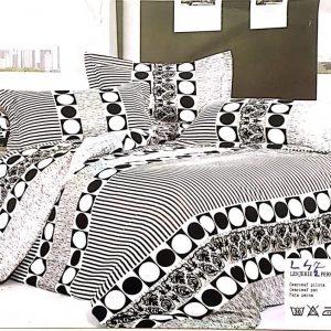 Lenjerie pat care nu necesita calcare dupa spalare