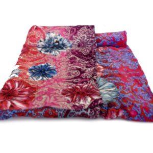 Patura Cocolino cu model floral