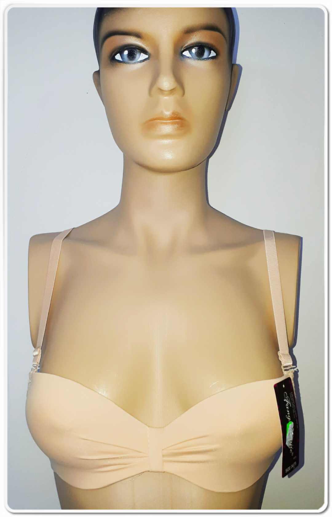 Sutien nud cupa B
