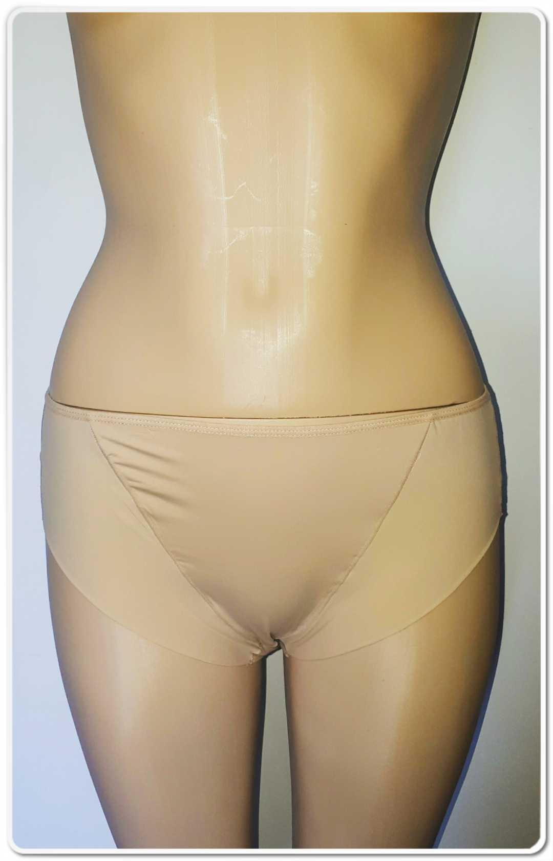 Chilot modelator nud cu efect tanga