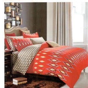 Lenjerie de pat din bumbac satinat de lux